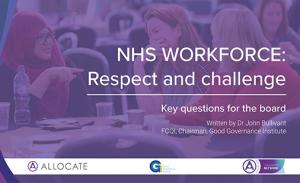 NHS Workforce