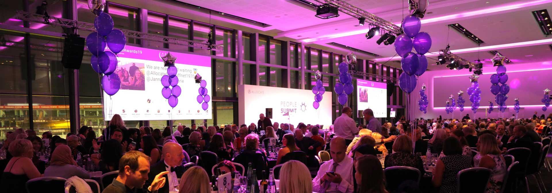 Allocate Celebrates 2019 Award Winners at its inaugural People Summit