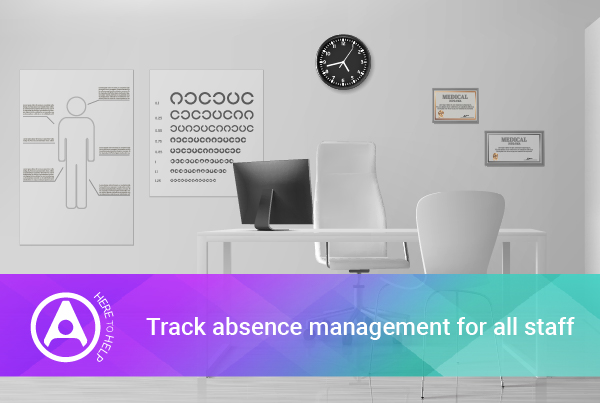 Allocate has announced that customers are able to track absence management for all staff, even those not rostered to help with national absence reporting