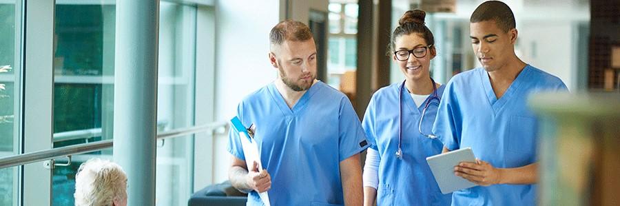 Healthcare workers may wait up to 6 weeks between Dec/Jan paydays